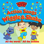 Action Songs: Wiggle & Shake by Tumble Tots