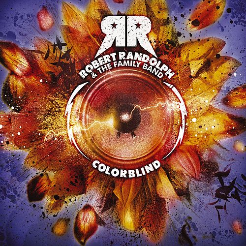 Colorblind by Robert Randolph
