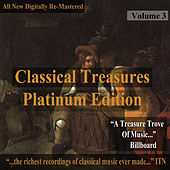 Classical Treasures: Platinum Edition, Vol. 3 (Remastered) by Various Artists