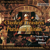 Classical Treasures: Platinum Edition, Vol. 5 (Remastered) by Various Artists