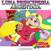 Luna principessa argentata by Cartoon Rainbow