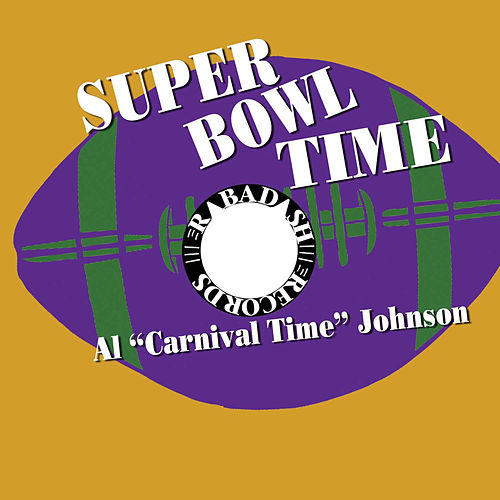 Super Bowl Time - Single by Al Johnson