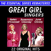 The Great Girl Singers - 22 Original Hits - The Essential Series by Various Artists