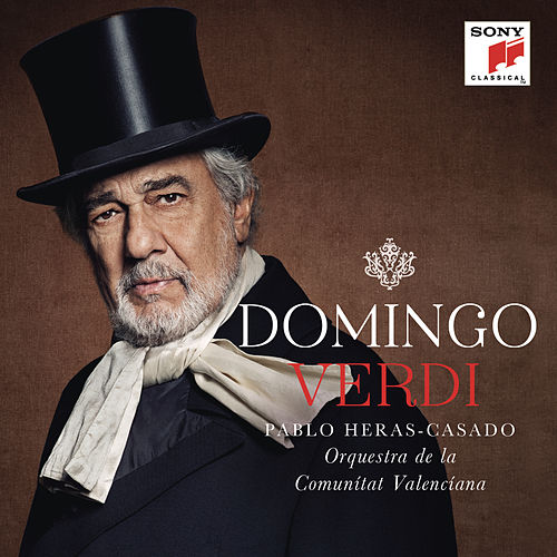 Verdi by Placido Domingo