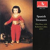 Spanish Treasures by Ellen Ruth Rose