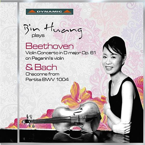 Bin Huang plays Beethoven and Bach by Bin Huang