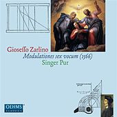 Zarlino: Modulationes sex vocum by Singer Pur