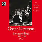 Oscar Peterson Live Recordings (1952-1958) by Oscar Peterson