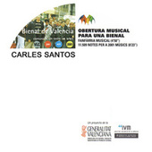 Obertura Musical para una Bienal - Single by Carles Santos