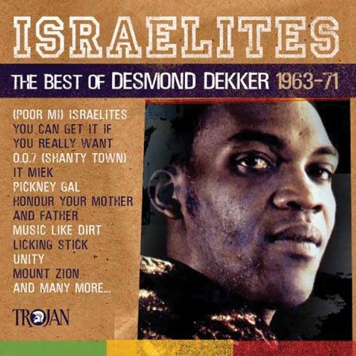 Israelites: The Best of Desmond Dekker by Various Artists