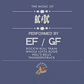 The Music of AC/DC by Ef