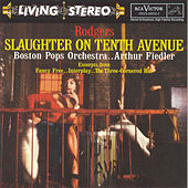 Slaughter On 10th Avenue by Boston Pops