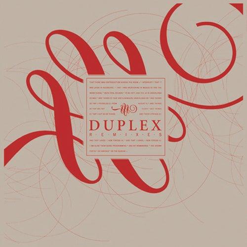 Duplex Rmxs by Apparat