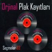 Seçmeler 93 - Orjinal Plak Kayıtları by Various Artists