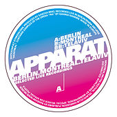 Berlin, Montreal, Tel Aviv by Apparat