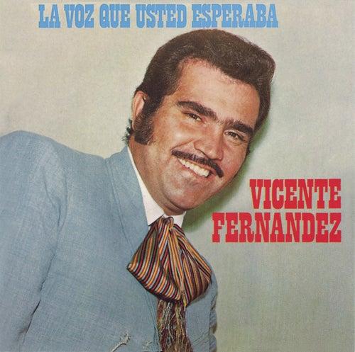 La Voz Que Usted Esperaba by Vicente Fernández