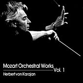 Mozart Orchestral Works, Vol. 1 by Various Artists