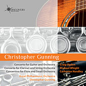 Concertos for Guitar, Clarinet and Flute by Various Artists