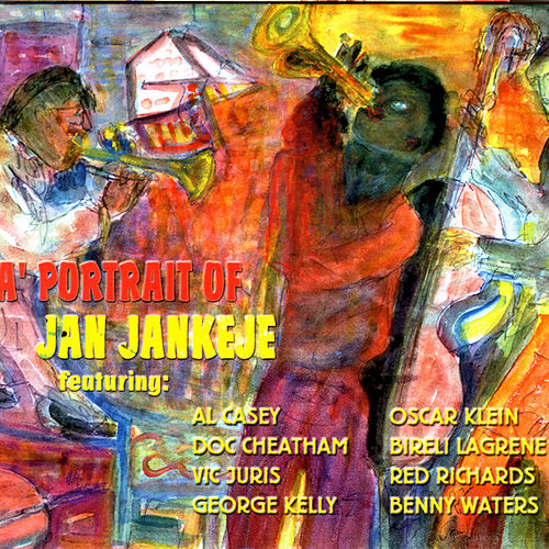 A Portrait Of Jan Jankeje by Various Artists