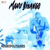 Negropolitaines  Vol. II by Manu Dibango