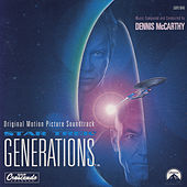 Star Trek: Generations - Original Motion Picture Soundtrack by Dennis McCarthy