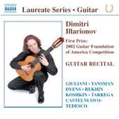 Guitar Recital: Dimitri Illarionov by Peter Donohoe