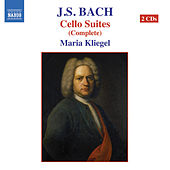 BACH, J.S.: Cello Suites Nos. 1-6, BWV 1007-1012 (Complete) by Maria Kliegel