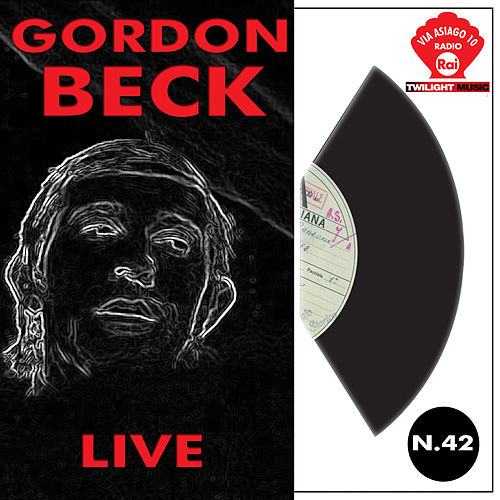 Gordon Beck Live by Gordon Beck