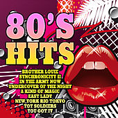 80's Hits by D.J. In The Night