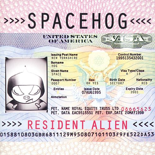 Resident Alien by Spacehog