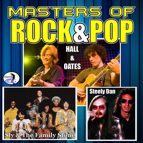 Masters of Rock & Pop by Various Artists