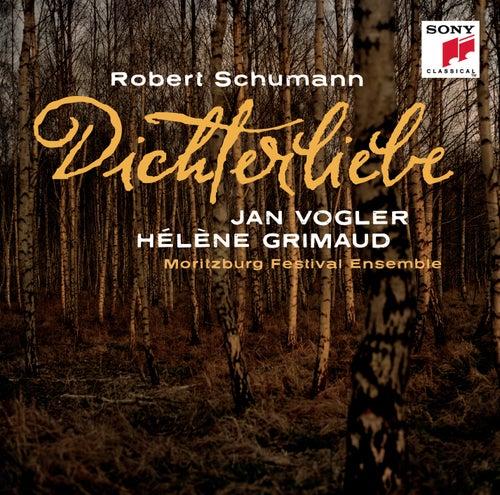 Schumann: Fantasiestücke op. 73, Dichterliebe op. 48, Andante und Variationen op. 46 by Jan Vogler