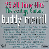 The Exciting Guitars Of Buddy Merrill by Buddy Merrill