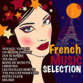 French Music Selection by D.J. In The Night