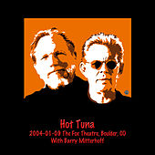 2004-01-09 The Fox Theatre, Boulder, CO by Hot Tuna