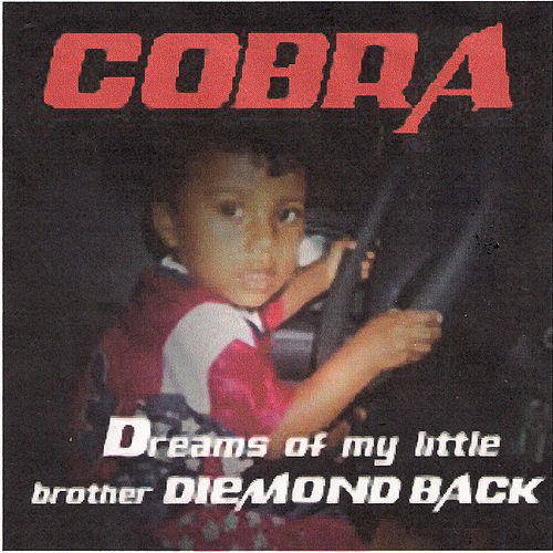 Dreams of My Baby Brother Diemondback by Cobra