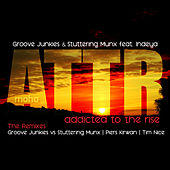 ADDICTED TO THE RISE (The Remixes) (feat. Indeya) by Groove Junkies