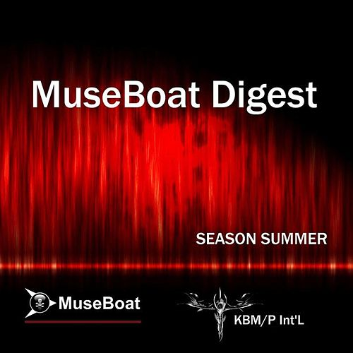 MuseBoat Digest - Season Summer 2013 by Various Artists