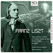 Liszt: The Sound of Weimar 4 by Vienna Academy Orchestra