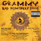 Grammy Rap Nominees 2000 von Various Artists