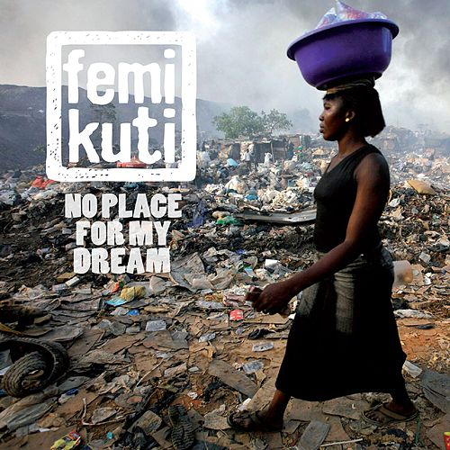 No Place For My Dream by Femi Kuti