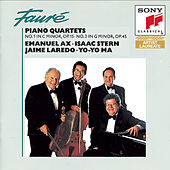 Fauré: Piano Quartets by Yo-Yo Ma