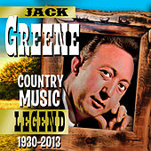Country Music Legend 1930-2013 by Jack Greene