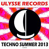 Techno Summer 2013 - EP by Various Artists