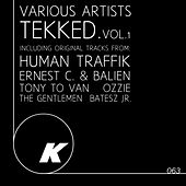 Tekked Vol.1 - Single by Various Artists