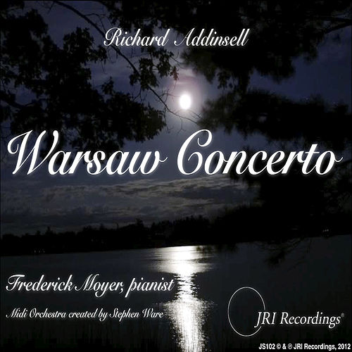 Warsaw Concerto by Frederick Moyer (piano)