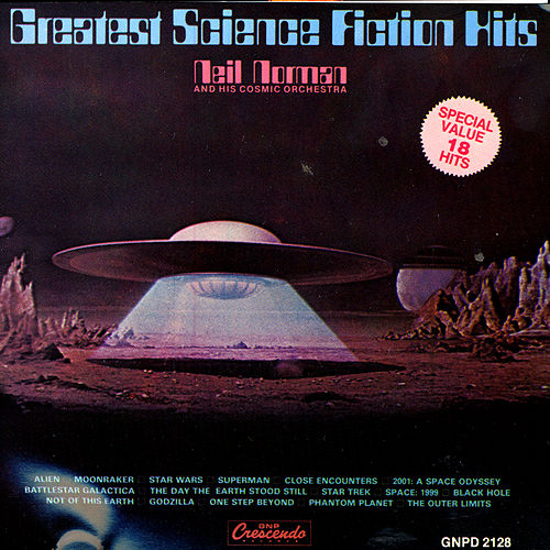 Greatest Science Fiction Hits by Neil Norman