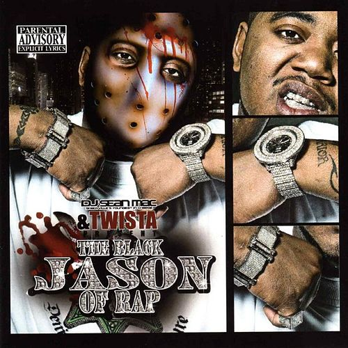 The Black Jason Of Rap by Various Artists