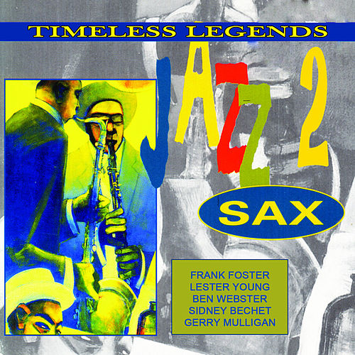 Jazz Sax 2 by Various Artists