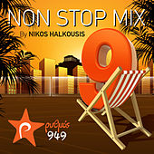 Rythmos 9,49 Non Stop Mix by Nikos Halkousis Vol. 9 by Various Artists